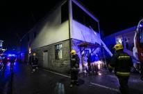Incêndio em centro cultural mata oito pessoas em Portugal