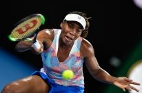 Venus Williams cai na 1ª rodada do Aberto da Austrália