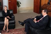 Presidentes do TRF-4 e do STF discutem ameaças a desembargadores