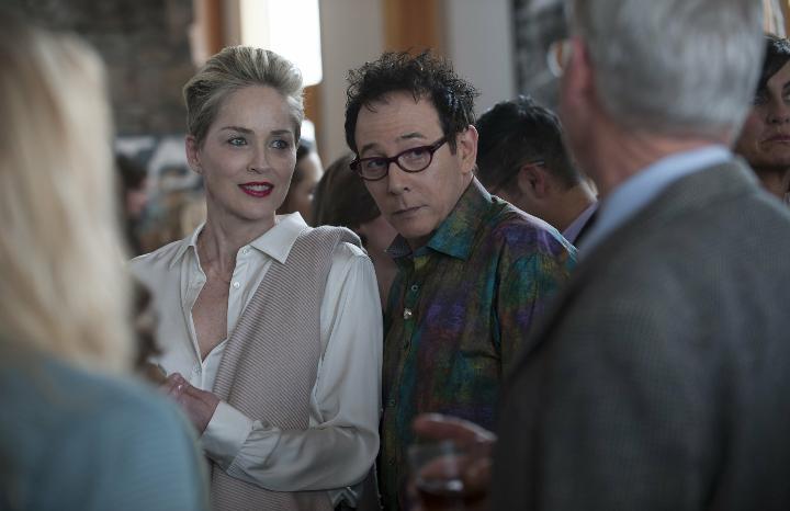 Sharon Stone protagoniza Mosaic