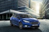 Linha 2018 do Ford Focus chega com versão inédita