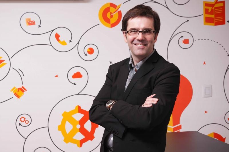 Persistência é a chave do negócio, diz Fernando Silveira