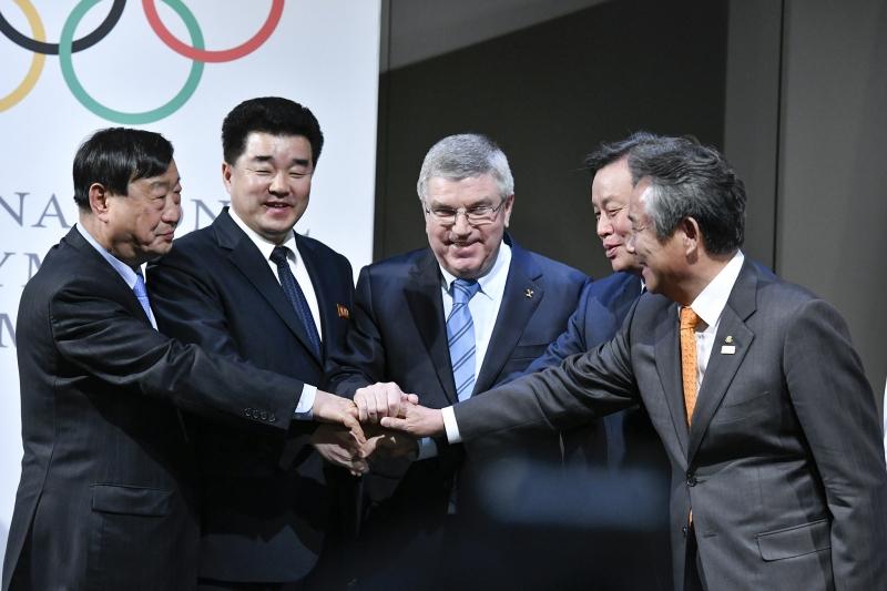 Do hóquei ao esqui,os 22 atletas da Coreia do Norte nos Jogos