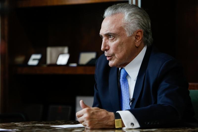 Michel Temer vai reunir Conselho da República para tratar intervenção no RJ