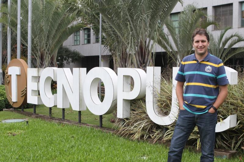 Prikladnicki, diretor do Tecnopuc, enfatiza que a inovação deve gerar resultado real para a sociedade