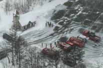 Erupção em estação de esqui deixa ao menos um morto no Japão