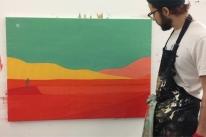 Exposição com imagens litorâneas é inaugurada em Porto Alegre