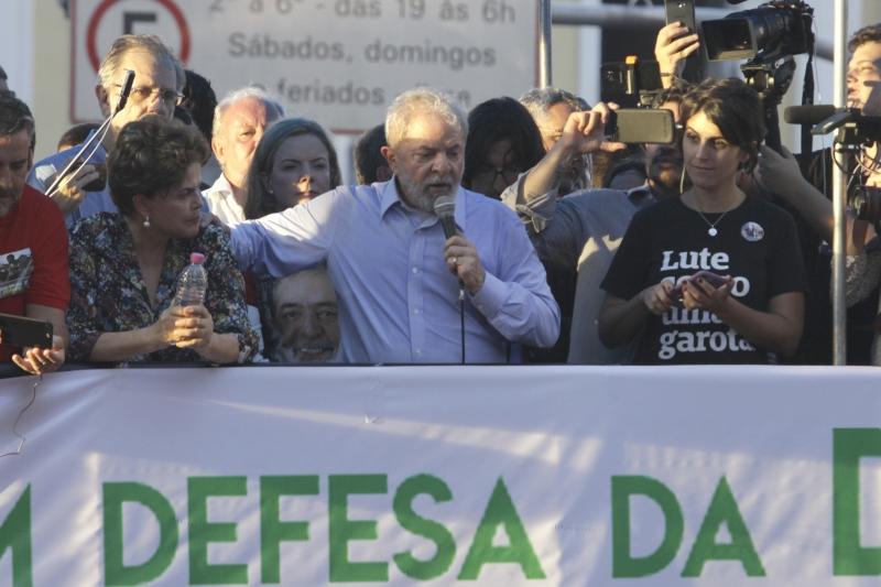 """Lula: """"tenho advogados competentes que já provaram minha inocência"""""""