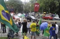 Movimento Brasil Livre celebra no Parcão a condenação de Lula