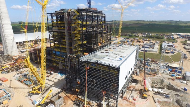 Com inauguração prevista para 2019, empreendimento teve custo ampliado para R$ 2,5 bilhões