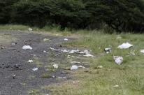 DMLU recolhe 20 toneladas de lixo no Centro e entorno do Anfiteatro Pôr do Sol