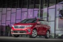 Kia Motors retoma venda do Sorento EX no Brasil