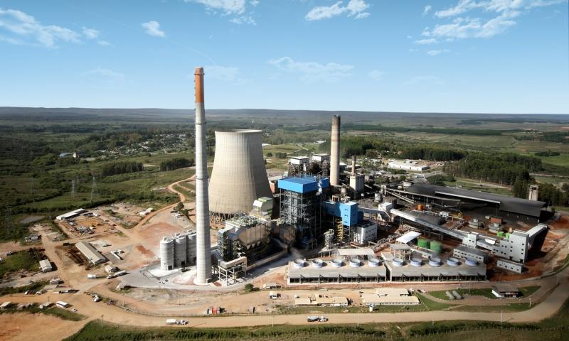 Fase C, que funciona no lado esquerdo do complexo, é única termelétrica a carvão que está em operação no Estado