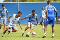 Grêmio indica quatro alterações no time de transição para o jogo contra o São José