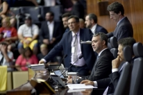 Sem votar projetos do governo, sessão da AL é encerrada por falta de quórum