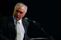 Em Goiás, Temer diz que teto de gastos deve ser revisto em menos de dez anos