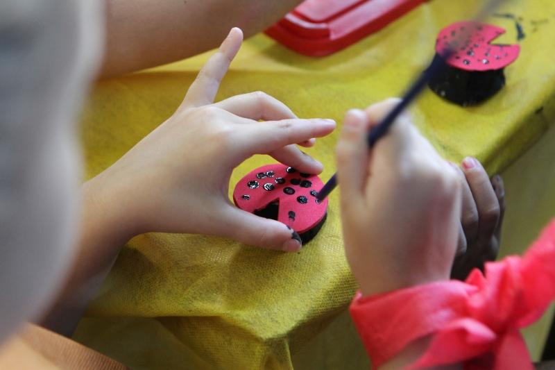 Projeto promove atividades lúdicas para os jovens no período de verão
