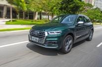 Novo Audi SQ5 3.0 TFSI