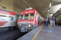 Trensurb terá intervalos menores nos horários de pico na tarde desta quarta