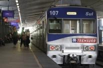 Trensurb retoma operação de trens acoplados no horário de pico