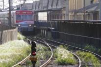 Trensurb opera com alterações após queda de pessoa nos trilhos
