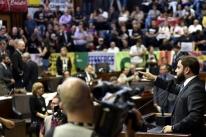 Sessões extraordinárias acabam sem votação