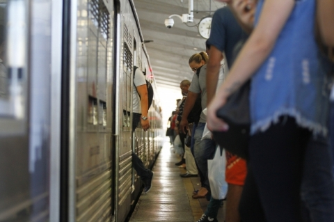 Trensurb tem o maior fluxo diário de passageiros desde o início da pandemia