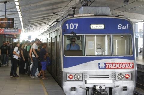 Trensurb será incluído em lista de privatizações do governo federal