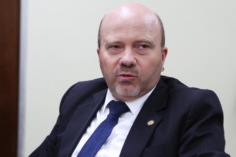 Entrevista especial com o deputado estadual Marlon Santos (PDT), presidente da Assembleia Legislativa em 2018.