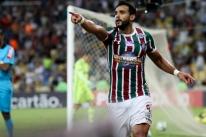 Após adeus ao Flu, Henrique Dourado é anunciado como novo reforço do Flamengo
