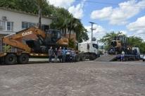 Maquinário foi adquirido por meio do Programa Eficiência Municipal