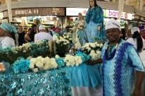 Festa no Mercado