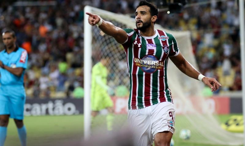 Atacante foi artilheiro do Brasileirão de 2017 pelo Fluminense, com 18 gols
