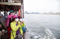 Cai número de agências para turistas chineses