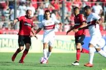 Inter joga mal fora de casa e perde para o Brasil de Pelotas