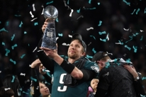 Eagles se vingam de Tom Brady e vencem pela 1º vez o Super Bowl