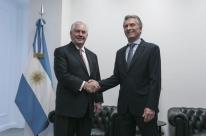 Reunião de Macri e Tillerson termina sem decisão sobre Venezuela