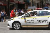 Homicídios caem 12,6% no Rio Grande do Sul em novembro