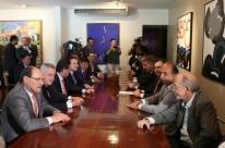 Rodrigo Maia se reúne com Sartori e outros nove governadores para discutir Previdência
