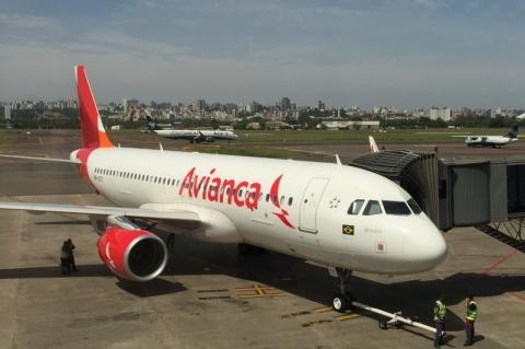 Avianca cancela 1.045 voos no País nesta semana