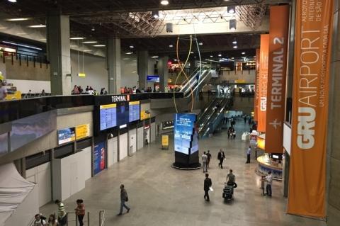 Governo quer vender participação da Infraero em 4 aeroportos