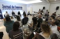 Conexões de Negócios do JC debate futuro de Porto Alegre