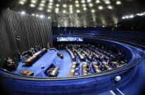 Senado marca reforma do plenário em período de atividade legislativa