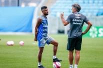 Grêmio parte em busca da primeira vitória na temporada