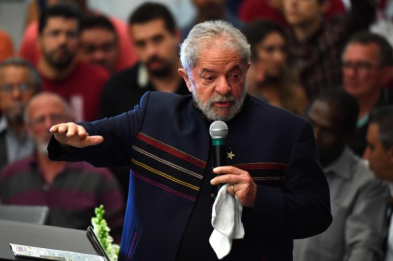 PT alega que o ex-presidente não está com seus direitos políticos suspensos
