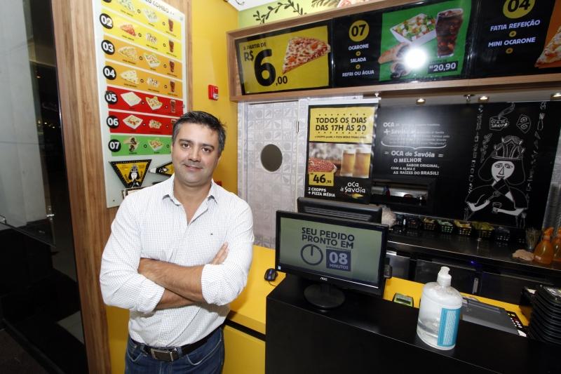 Fábio Xavier, CEO da empresa, que tem 37 pontos de venda atualmente