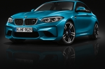 Novo BMW M2 Coupé extrapola a esportividade