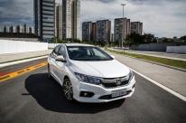 Novo Honda City 2018 terá cinco versões