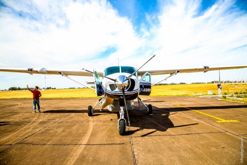 Aeronaves da Two Flex vão operar nas seis rotas pela Gol após mudanças em plano estadual