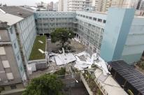 CEEE espera normalizar energia até a madrugada deste domingo em Porto Alegre